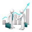 Handshake Chart Success