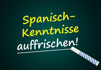 Spanischkenntnisse auffrischen ( Spanisch, Sprachkenntnisse)