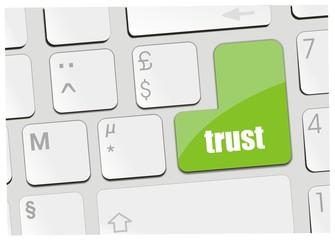 clavier trust