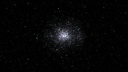 Star cluster seamless loop