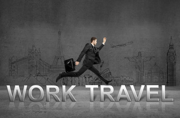 work to travel