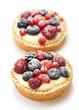 Berry dessert - Dessert frutti di bosco