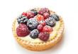 Berry dessert- Dessert frutti di bosco