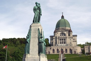 Saint Joseph's Oratory of Mount Royal,Montreal, Quebec