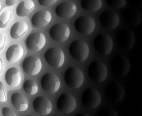 Golf Ball Surface Details