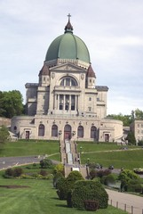 Saint Joseph's Oratory of Mount Royal,Montreal