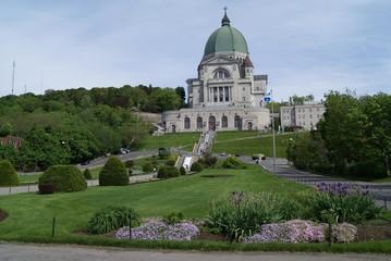 Saint Joseph's Oratory of Mount Royal,Montreal, Quebec, canada
