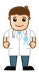 Best Doctor - Medical Cartoon Characters