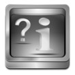 information and question button