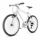 Fototapety mountain bike