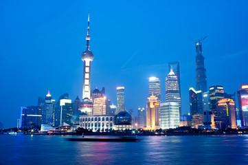 Shanghai Night - Bund