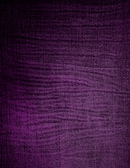 purple threadbare fabric texture