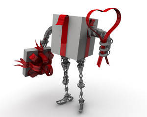 Самоходный подарок любимым