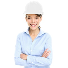 Architect, Engineer or entrepreneur business woman