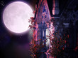 magical gothic night - 54619284