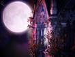 magical gothic night - 54619284