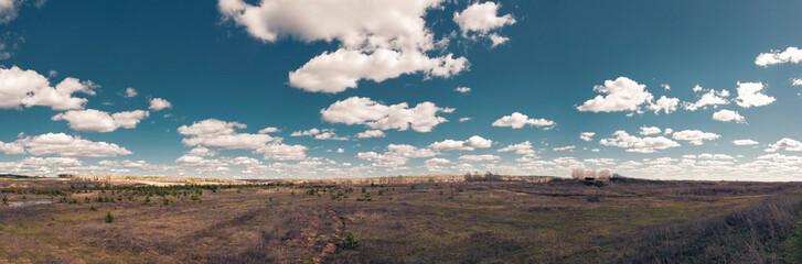 Panorama a landscap