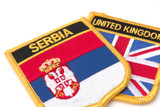 serbia and the uk