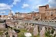 Rome, Italy - Trajan's Forum