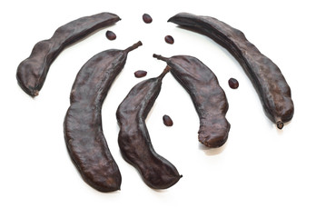 Carob and carat seeds