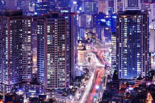 Seoul South Korea Cityscape