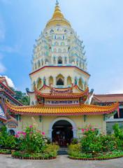Kek Lok Si Temple, Penang, Malaysia.