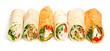 Wrap Sandwiches - 54636288