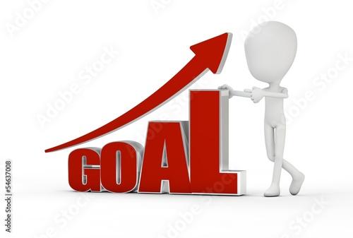 goal up