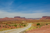 Twisty Desert Road poster