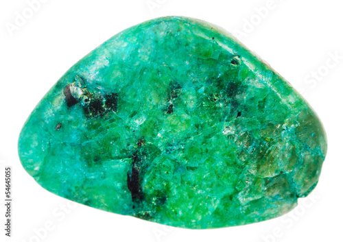 canvas print picture Chrysocolla mineral