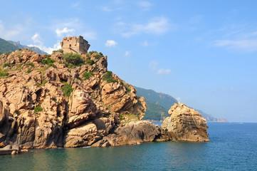 citadelle de Porto Corse
