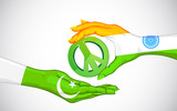 Peace between India and Pakistan