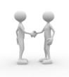 Partnership - handshake.
