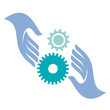 Vector logo service