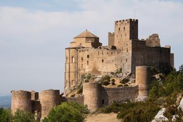 Castillo de Loarre, Huesca (España)