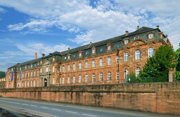 Mettlach Saarland - Alte Abtei