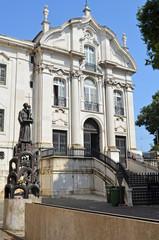 Iglesia de San Antonio. Lisboa. Portugal