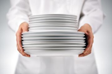 Holding plates