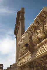 Baalbeck ruins