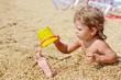 fun on beach