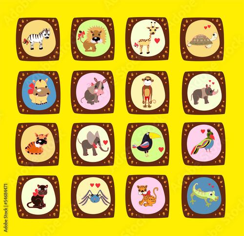 Słodkie zwierzęta -ZOO