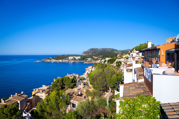 Rural Village in Paguera, Cala Fornells, Majorca