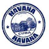 Havana stamp