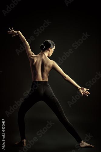 Fototapeten,arm,allein,ballet,brünett