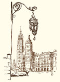Krakau Rynek - 54701400