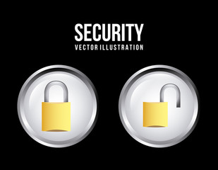 security buttons