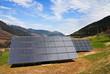 Solarpanel Kollektor Winder Sonnenenergie