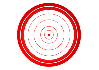 Obiettivo rosso