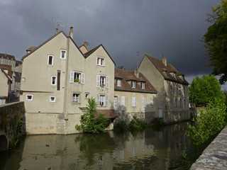 bords de l' Eure