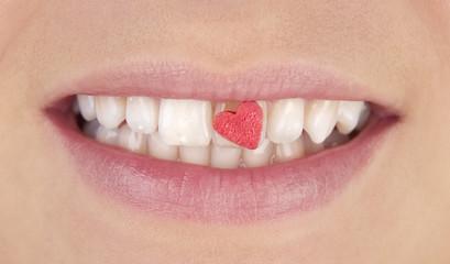 Zähne / Lachen / Zahnarzt / Gesund